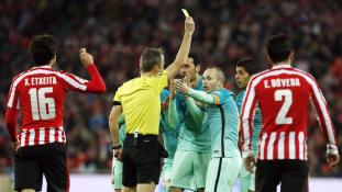 Главные причины поражения Атлетико от Барселоны