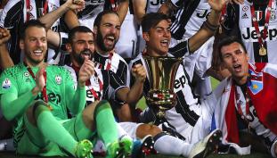 Кубок Италии достался Ювентусу