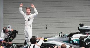 Нико Росберг примет участие в старте новой машины Формулы Е
