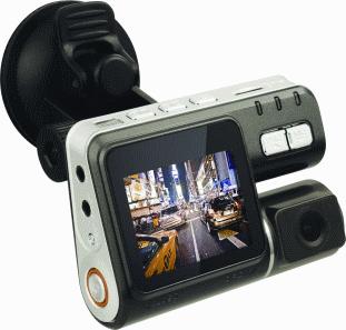Неоспоримые преимущества видеорегистратора с двумя камерами