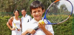 Главные принципы обучения детей теннису
