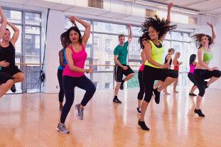 Зумба фитнес – это спорт и позитив